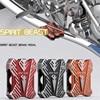 SPIRIT BEAST 1PCS Motorcycle Brake Pedal Decoration Modified Accessories Off Road Vehicle Rear Brake Pads Brake