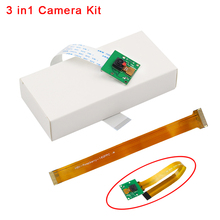 Raspberry Pi 3 Камера 5MP веб-камера Камера модуль Поддержка Raspberry Pi zero W V1.3 + Raspberry Pi zero 16 см см FFC