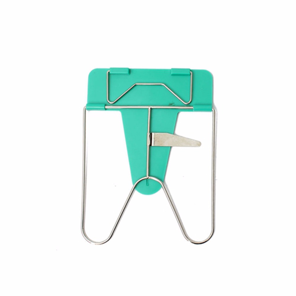 1Pcs Portable Book Stand Adjustable Angle Foldable Reading Book Stand Document Holder Base Bookshelf Reading Office Supply Hot