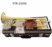 Trompeta YTR-2335S instrumento bemol trompeta Clasificación de envío preferido