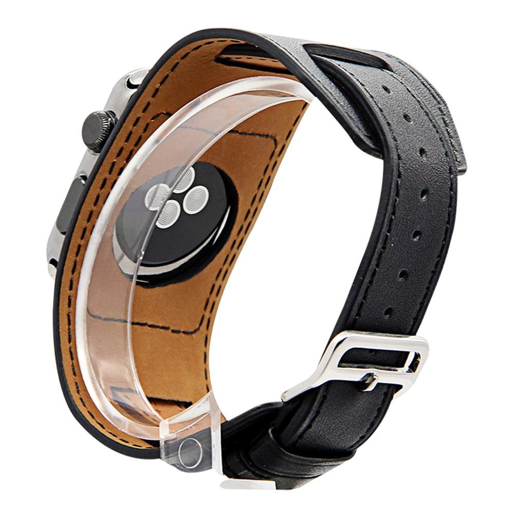 Apple Watch Cuff bracelet Black 10