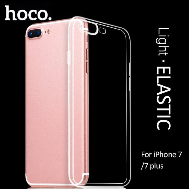Hoco Möbel hoco mobile phone cover for iphone 7 7 plus tpu anti knock