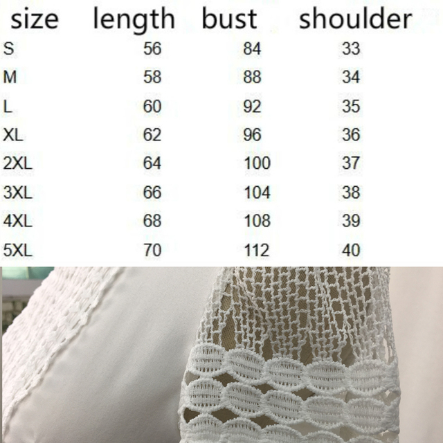 2019 Lace Chiffon Blouse Women Shirt Plus Size Casual ladies long sleeve Womens Tops and Blouses S-5XL Hook Flower Hollow 5