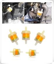 Motorcycle gasoline carburetor liquid fuel engine filter for Kawasaki ZR750 ZEPHYR ZX-6 ZX9R ZXR400 ZZR600 VERSYS 1000