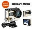 Ação extrema câmera 4 k ultra hd wifi esporte câmera ir h8 onderwater pro hero 4 à prova d' água ao ar livre pro filmadora capacete cam