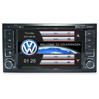 Wholesale Two Din 7 Inch Car DVD Player For Touareg Volkswagen With Canbus Radio GPS Navigation