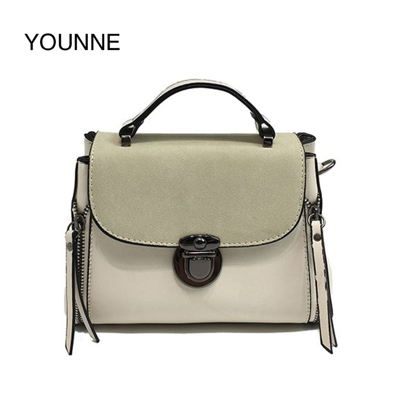 YOUNNE New Fashion Solid Color Small Package Portable Bag Women Crossbody Bags Ladies Shoulder Purse And Bags Bolsas Feminin