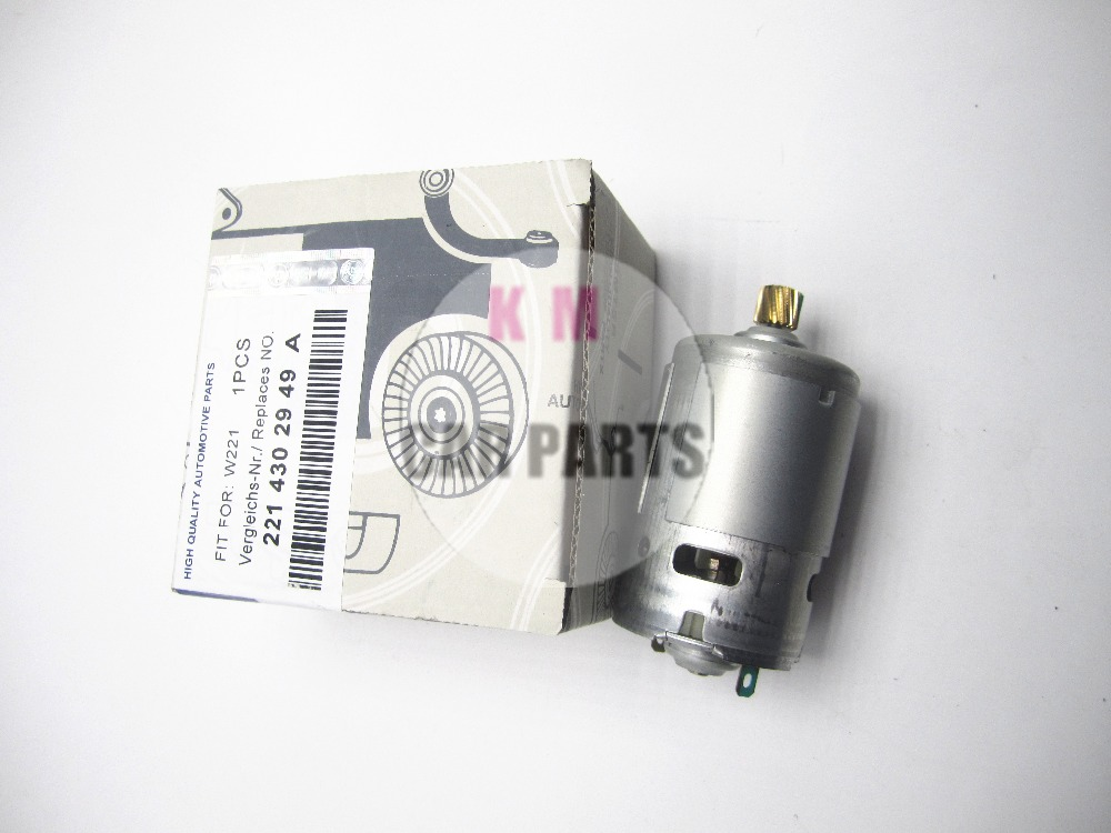 TOP QUALITY AND NEW Parking Brake Actuator Motor FOR Mercedes W221 S CL Class S350 S400