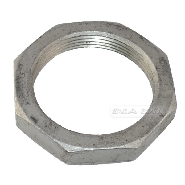 Megairon bspt quot dn stainless steel ss lock nut o