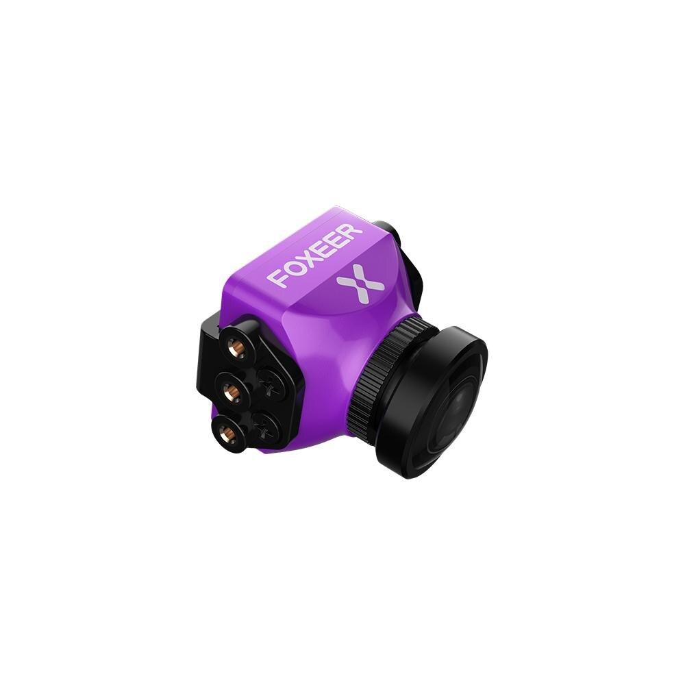 Foxeer Falkor Micro 1200TVL FPV กล้อง 1.8 มม. เลนส์ GWDR OSD All   weather สนับสนุนกล้องรีโมทคอนโทรล PAL/ NTSC Switchable กล้อง-ใน ชิ้นส่วนและอุปกรณ์เสริม จาก ของเล่นและงานอดิเรก บน   2