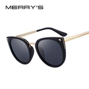 Image 1 - MERRYS DESIGN Children Cat Eye Sunglasses Girls Polarized Sunglasses UV400 Protection S7000