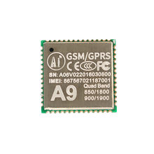 Elecrow GPRS GPS Module A9G Module GPS + GSM A9G Pudding/SMS/Voice/Wireless Data Transmission IOT Modules