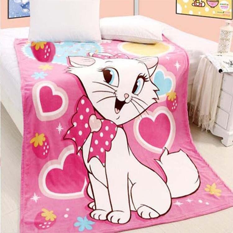 Free Shipping SpongeBob 100% Coral Fleece Blankets Cartoon Blanket On The Bed Microfiber Blankets