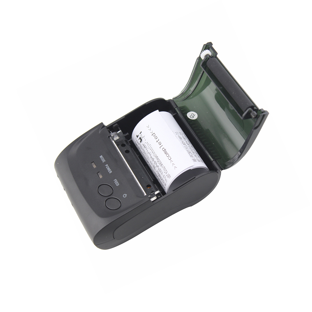 NT-5802PD 58mm Mini Portable Bluetooth Thermal Receipt Printer 58 mm for Andriod / IOS POS System