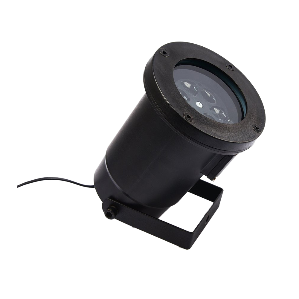 Waterproof Lamp Light Sparkling Landscape Projector for Outdoor Decor Spotlight Stage Irradiation Christmas Holiday Decoration