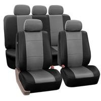 Universal auto Leather Car seat cover For Hyundai IX35 IX25 Sonata Santafe Tucson ELANTRA Accent automobiles accessories