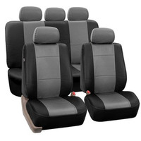 Universal auto Leather Car seat cover For TOYOTA Corolla RAV4 Highlander PRADO Yaris automobiles accessories seat cover