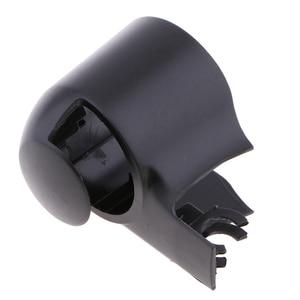 Image 3 - 1 sztuk wymiana ramię wycieraczki z łbem wycieraczki głowy nakrętka pokrywy dla VW Caddy/Golf/Passat Skoda Fabia/Roomster itp