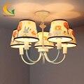 HGhomeart lustre moderno quarto casa sala de estar iluminação lustre de jantar Levou lustres de quarto das crianças