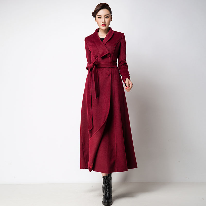 Online Get Cheap Women Wool Trench Coat -Aliexpress.com | Alibaba ...