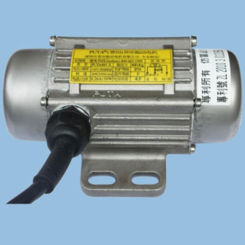 все цены на ToAuto AC Stainless Steel asynchronous vibration motor, Single phase vibrator, water proof 30W-120W vibration motor Pu Tian онлайн