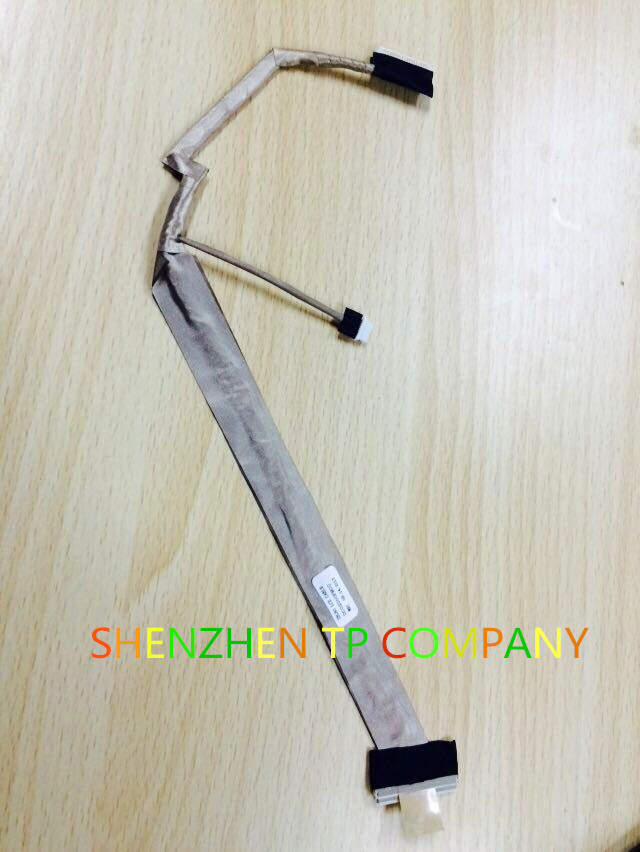 BRAND New laptop lcd video cable  ForHP G7000 and Compaq Presario C700 WITHOUT CAMERA(PN: DC02000FM00)