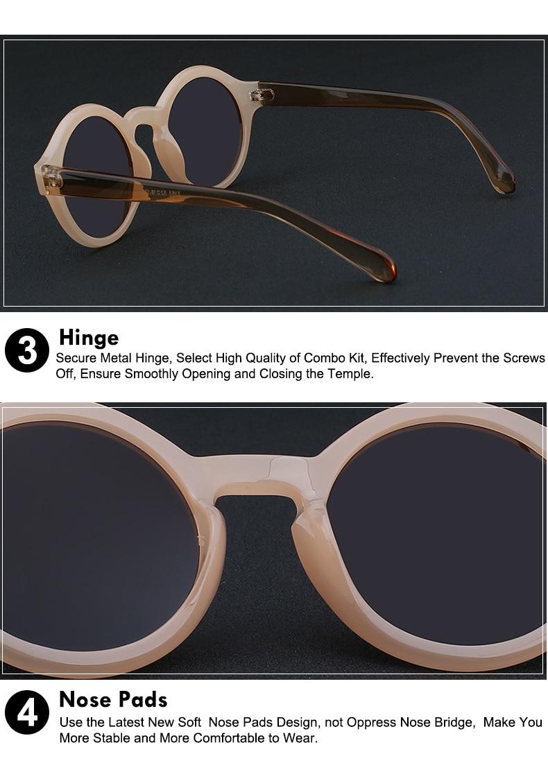 HTB1dkNugTnI8KJjSszgq6A8ApXaU - Round Circle Sunglasses Women Retro Vintage Sun glasses for Women Brand Designer Sunglasses Female Oculos Gafas De Sol Mujer