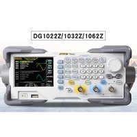 ร้อน! DG1022Z 25 MHz Arbitrary ฟังก์ชั่นเครื่องกำเนิดไฟฟ้าวินาทีช่อง