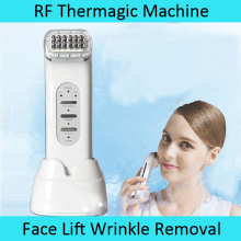 DHL Free Shipping Skin Care Products RF Radio Frequency Dot Matrix Face Lift  Wrinkle Removal Anti-Aging Facial Beauty Device