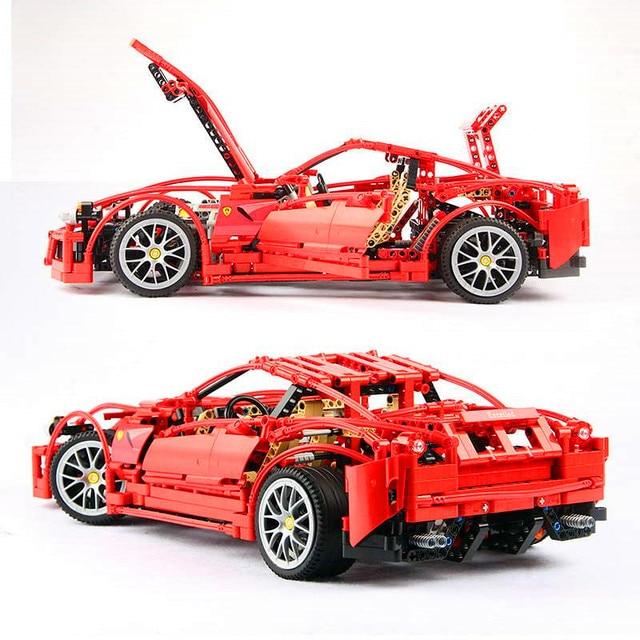 Sports Car Model Blocks 5