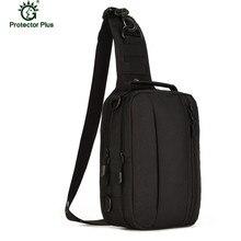 Tactics Chest Sling Bag Men Shoulder Bag Man Travel Bag militar Tactics Chest Bag L54
