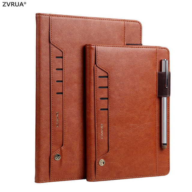 cheap for discount 452b5 72ddb US $18.63 31% OFF|Aliexpress.com : Buy Luxury Case for Apple iPad Pro 10.5  inch 2017 New, Luxury Brand Smart Cover / Card Slots / Pencil Holder Sleeve  ...