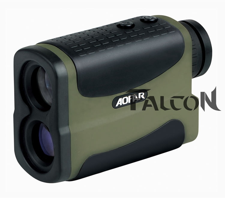 700m laser range finder monocular telescope hunting font b rangefinder b font outdoor ranging speed tested
