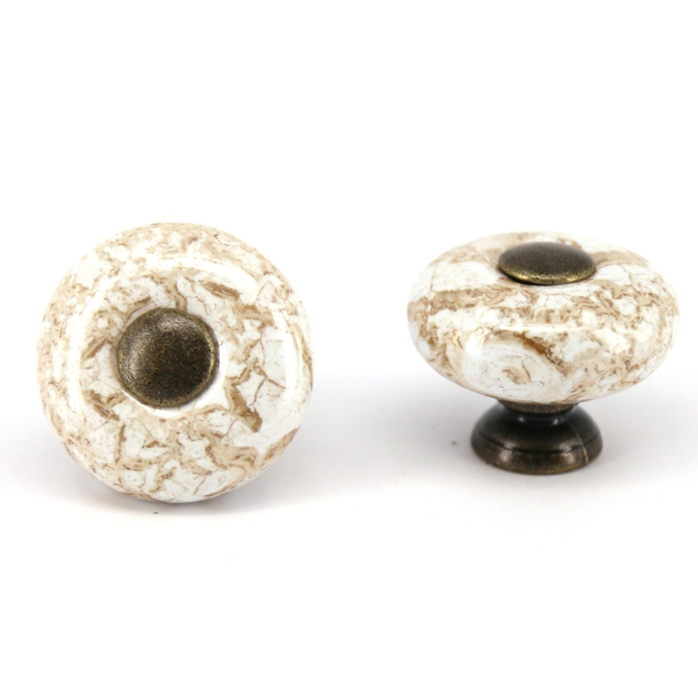 Ceramic Kitchen Cabinet Handles Drawer Pull Knobs Antique: Aliexpress.com : Buy Ceramic Dresser Drawer Pulls Handles