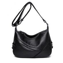 Women Vintage Handbags Designers Fashion Luxury Messenger Bags Shoulder Female Top-handle Crossbody Sac A Main