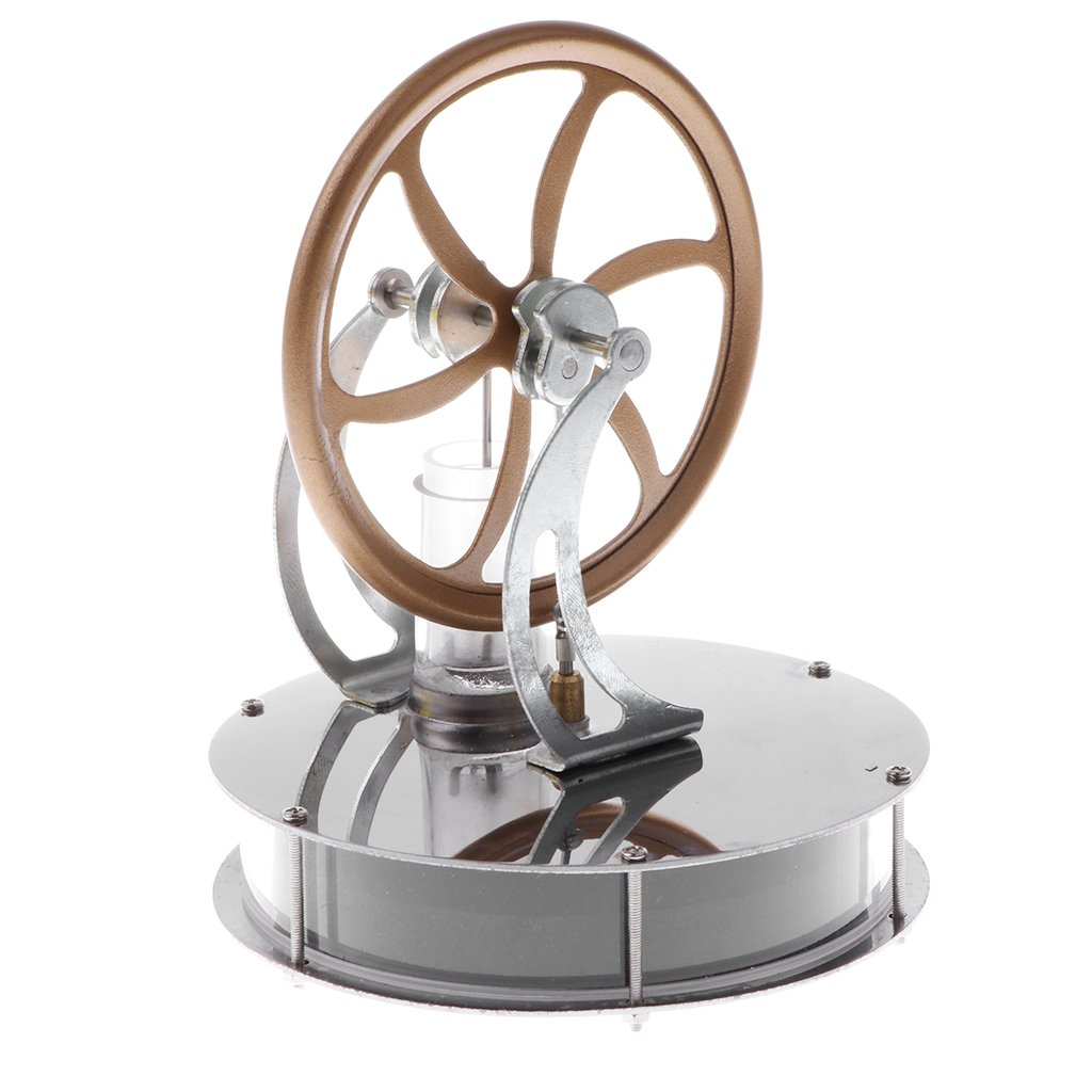 Stirling Moteur générateur de vapeur de Chaleur Modèle en Physique L'apprentissage des Sciences jouets éducatifs cadeaux pour Enfants Enfants Adultes