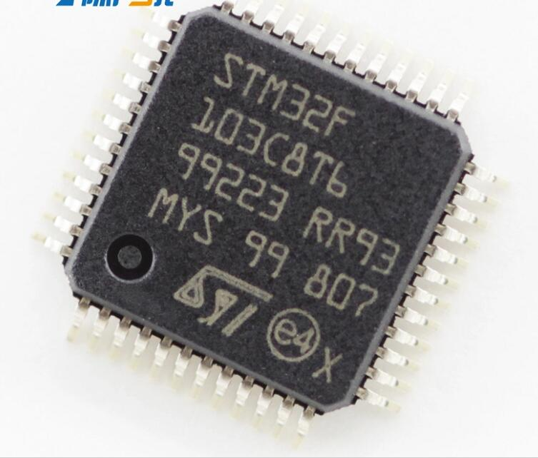 цена 50pcs/lot STM32F103C8T6 STM32F103