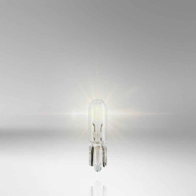 10pcs OSRAM T5 2723 12V 2 3W W2x4 6d W2 3W Original Line Instrument  Indicator Light Car Bright Lamps OEM Halogen Bulbs