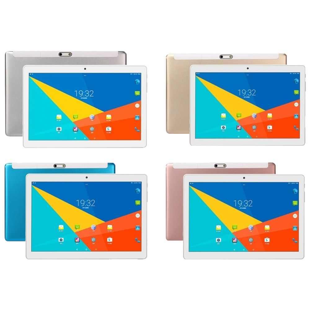 تابلت 10 بوصة تابلت 10.1 بوصة تابلت ثماني النواة أندرويد 9.0 6GB RAM 64GB ROM 5MP ثماني النواة 10 10.1 جهاز تحديد المواقع مع لوحة مفاتيح