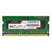8GB PC3-10600 DDR3-1333MHz 204Pin 1.5V SODIMM Laptop Memory RAM