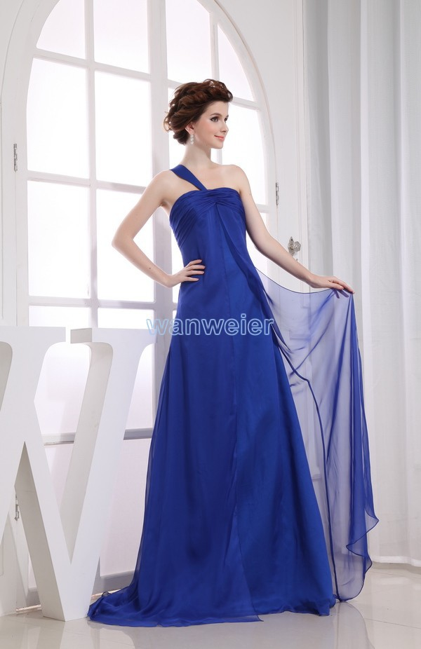 free shipping 2016 formal dresses new design long bandage dress brides maid dress gown custom size color blue Bridesmaid Dresses in Bridesmaid Dresses from Weddings Events