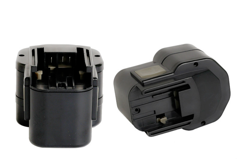 3000 mah ni-cd pour AEG Atlas Copco Miwaukee Atlas Mickey 12 V batterie d'outils électriques