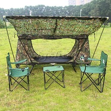 1pcs Green Hunting Military Camouflage Net Woodland Army Camo 3m*2m  netting Camping Sun ShelterTent Shade sun shelter