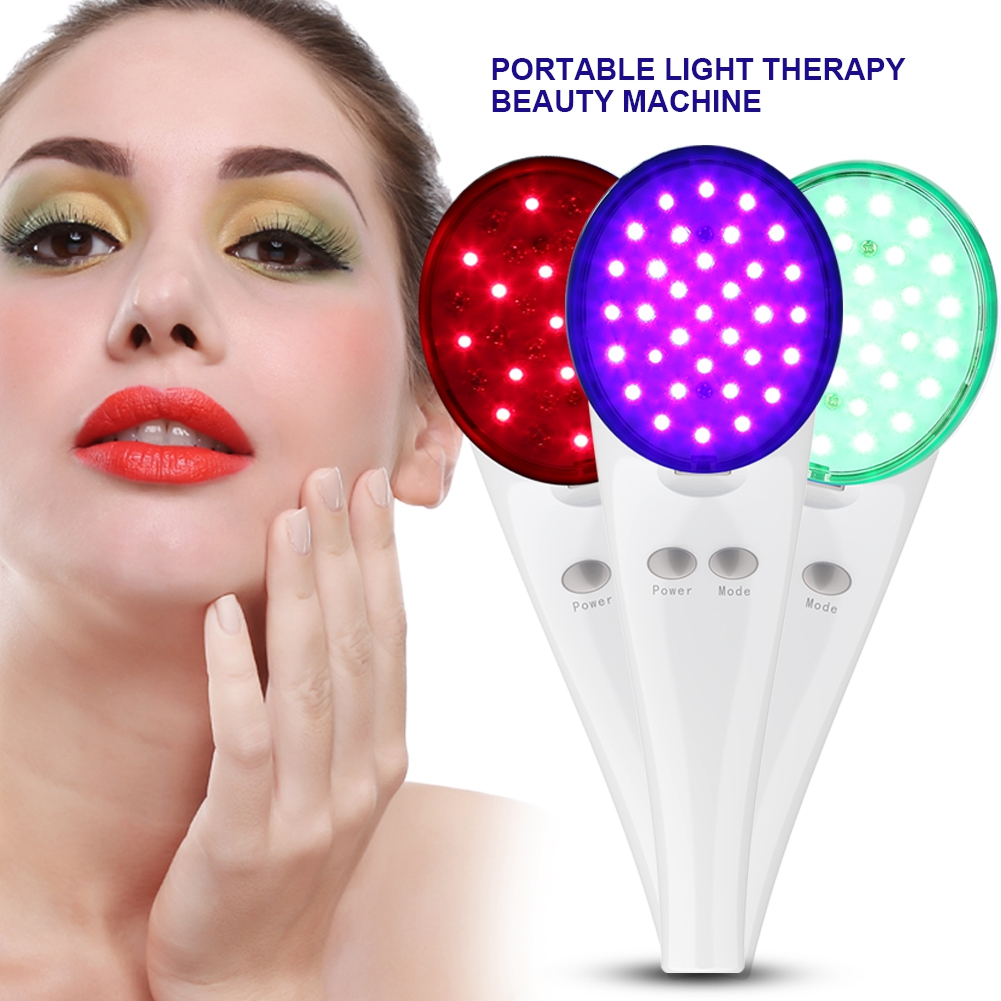 Ultrasonic Photon Therapy Beauty Machine Wrinkle Acne Remover Pore Cleaner Face Tighten Lifting Skin Rejuvenation Anti-Aging high end mini vibration anti wrinkle ultrasonic massage eye wrinkles led light acne wrinkle remover face lifting beauty machine