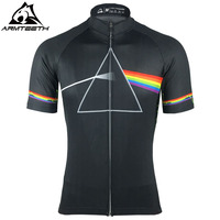 2017 Pink Floyd Cycling Pro Jersey Men MTB Shirts Breathable Bike Clothing Quick Dry Sport Tops
