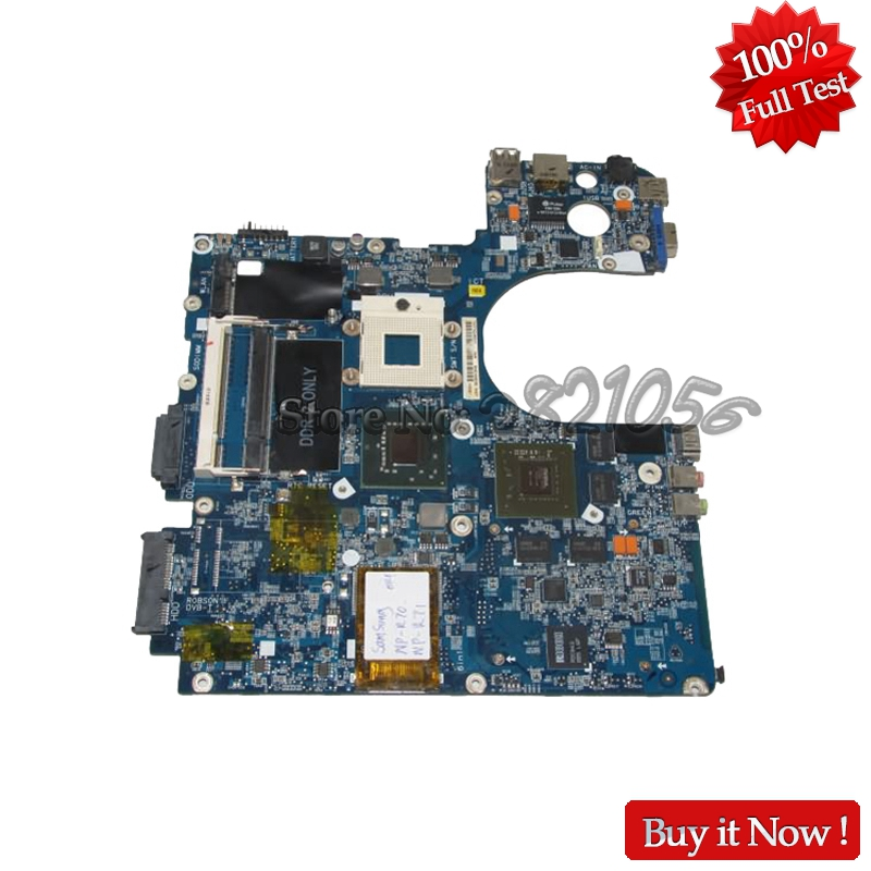 NOKOTION BA92-04803A For Samsung R70 NP-R70 Laptop Motherboard GM965 DDR2 Free CPU With Update Video cardNOKOTION BA92-04803A For Samsung R70 NP-R70 Laptop Motherboard GM965 DDR2 Free CPU With Update Video card