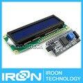 ЖК 1602 модуль Синий экран с IIC/I2C для arduino Совместимый