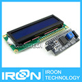 LCD 1602 module Blue screen with  IIC/I2C for arduino Compatible