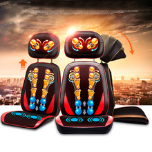 220V Electric Back Massager Vibrator Body Shoulder Heating Sofa Machine For Sale