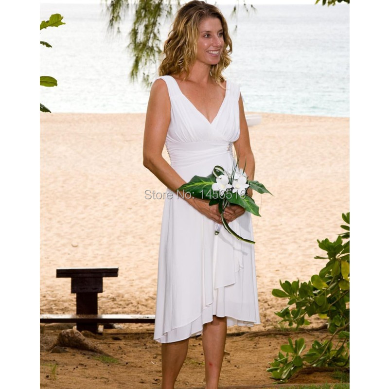Online Buy Wholesale beach wedding dresses casual from China beach ...